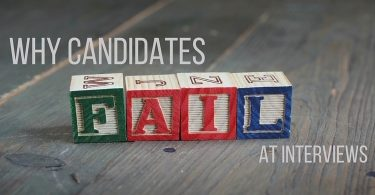 Why Candidates Fail