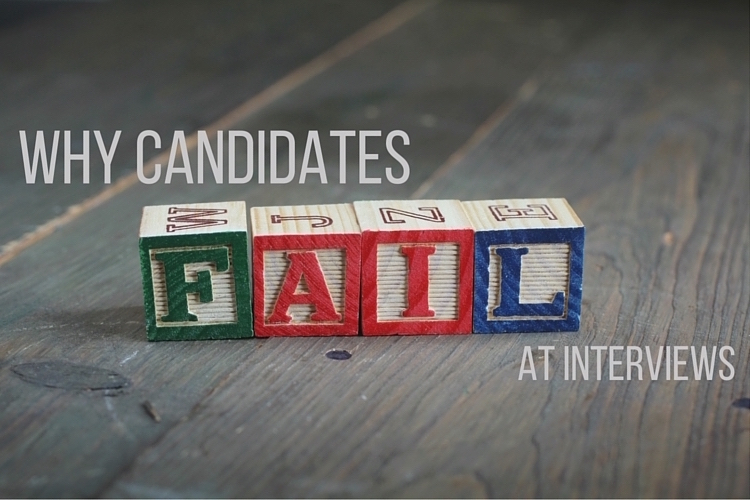 why candidates fail to make an Consequently quality candidates fail to win the numbers game these are but a few reasons why qualified candidates don't get hired.